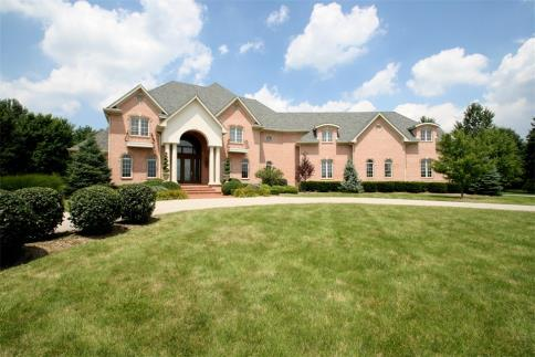 11130 queens way ci carmel in 46032 us carmel for Tradamer style house